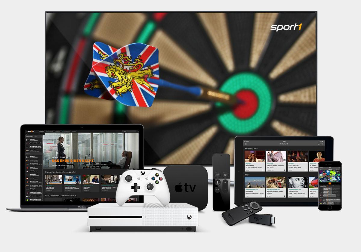 sport 1 dart livestream