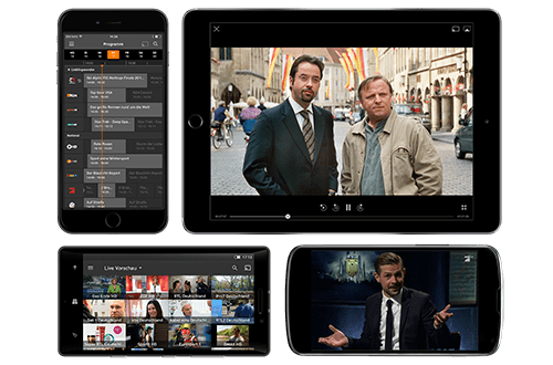 If Smartphone Or Tablet Zattoo Brings You TV For Mobile Usage