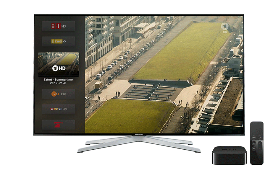 Live TV – Watch TV everywhere on any screen – Zattoo Internet TV