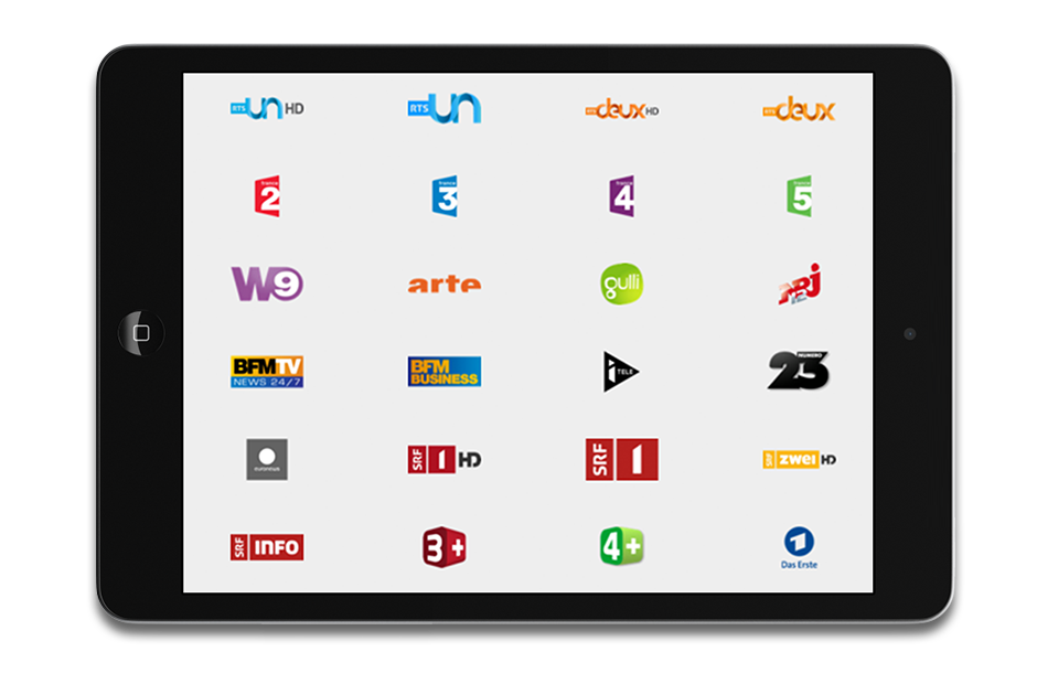 La télé direct sur ton TV, laptop, smartphone ou ta tablette.