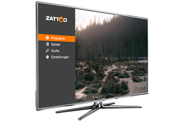 mit zattoo app auf samsung smart tv ber 190 tv sender streamen. Black Bedroom Furniture Sets. Home Design Ideas