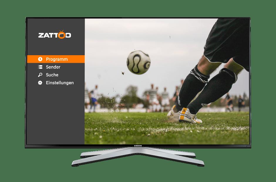 Sport1 mit Zattoo schauen und nichts verpassen.