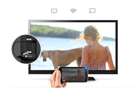 Chromecast and the Zattoo App for free, watch TV now!
