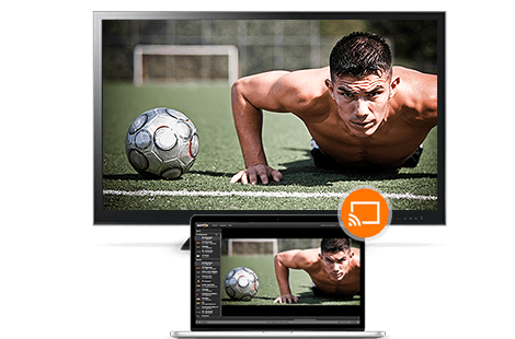 TV from your laptop to your big screen with Chromecast and Zattoo free.
