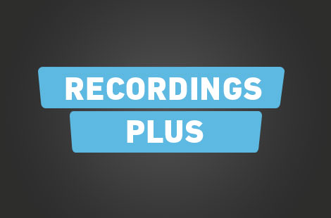Zattoo Recordings Plus Paket