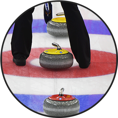 Curling olympia
